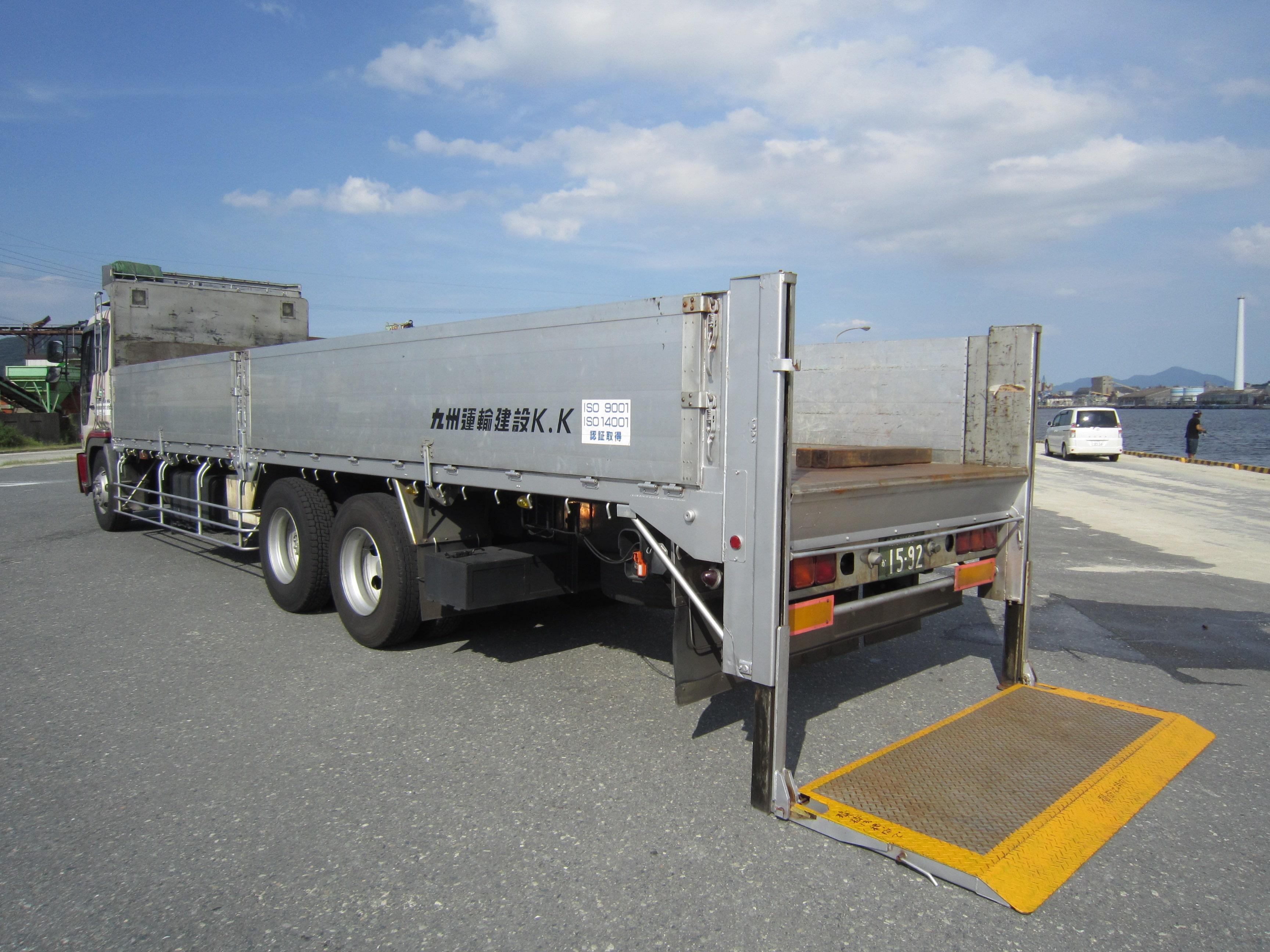 大・中・小型パワーゲート|産業廃棄物収集運搬|九州運輸建設株式会社|北九州市