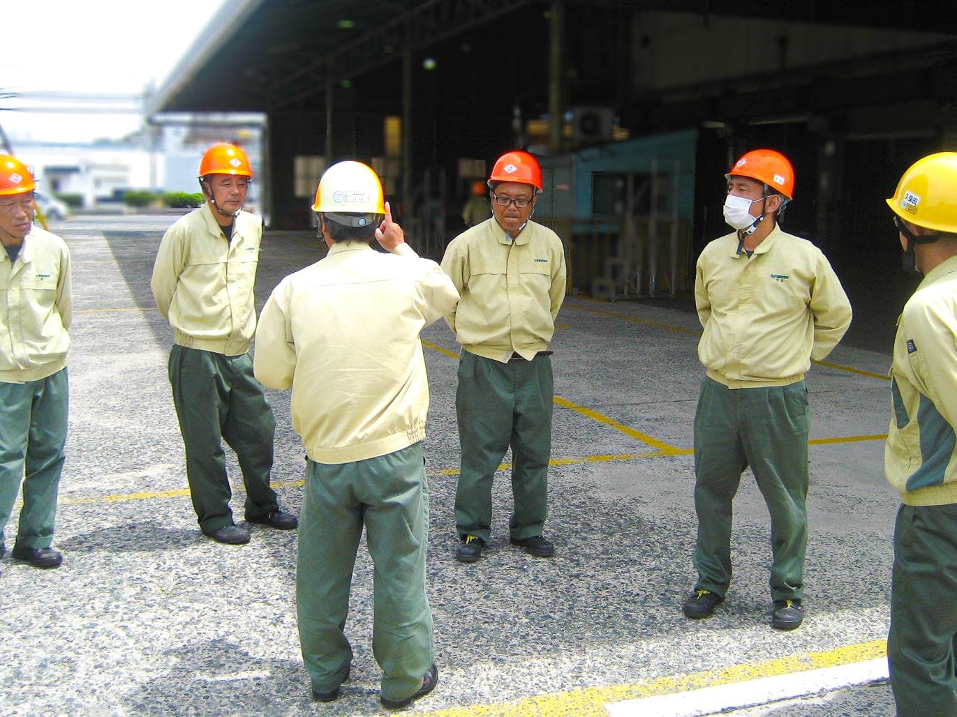 会社概要の背景画像の空 会社紹介 九州運輸建設株式会社 北九州市