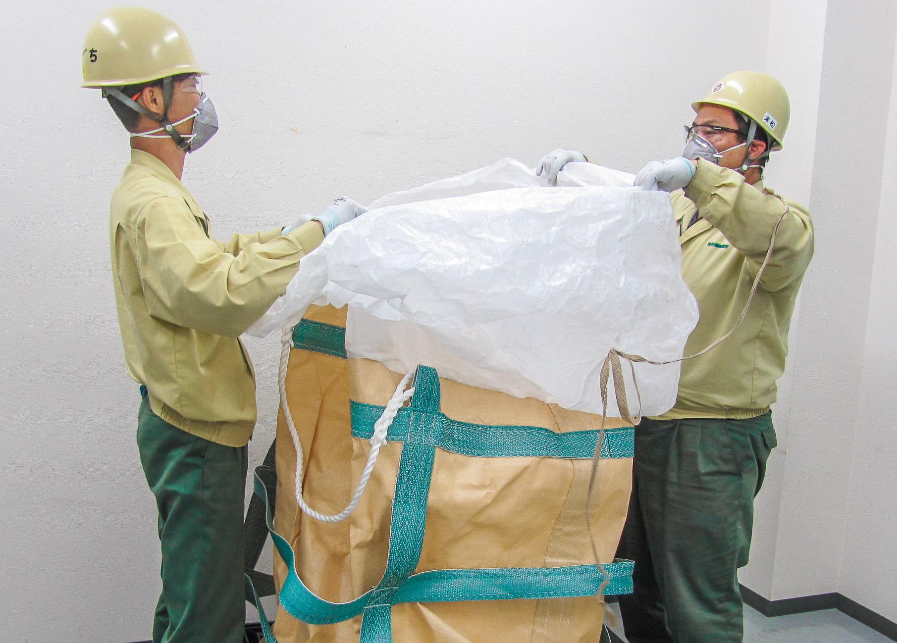 三菱ケミカルで機械の運転による製品の包装作業・製品包装作業員|採用情報|九州運輸建設株式会社|北九州市