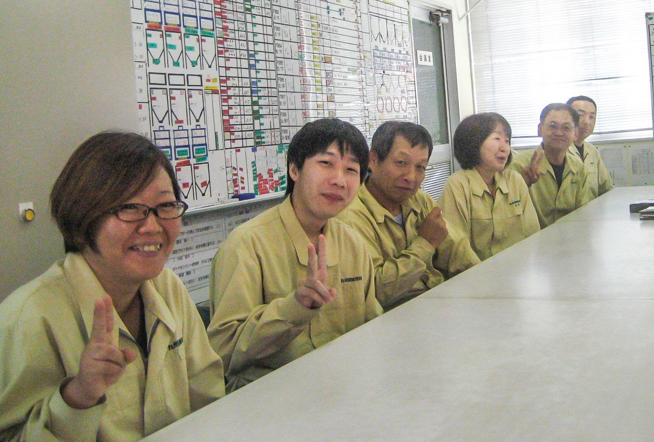 三菱ケミカルでタンクに原料を投入する製品製造作業員|採用情報|九州運輸建設株式会社|北九州市